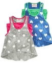 Kids Shirt, Little Girls Printed Tank