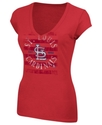 Women's MLB Shirt, St. Louis Cardinals Emotional R