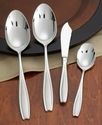 Gorham   Tulip Frosted   4-Piece Serving Set