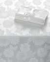 Table Linens, Set of 4 Dinner Party Medley White P