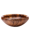 Wood Serveware, Classic Salad Bowl