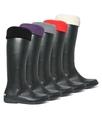 Rain Boot Liners, Fleece Socks - Calf Height