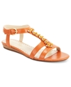 Shoes, Tyne Flat Jeweled Sandals Women&#39;s Shoes