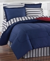 Navy Yard 8 Piece King Bedding Ensemble Bedding