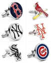 Inc. Cufflinks, MLB team Logo Cufflinks