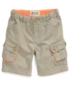 Kids Shorts, Little Boys Rip-Stop Cargo Shorts