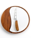 Serveware, Acacia Wood Cheese Board Set
