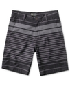 Hybrid Swimwear, Tobago Land-To-Water Shorts