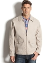 Coat, Microfiber Patch Pocket Jacket