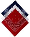 Pocket Squares, Bandana Three Pack