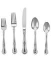 Flatware 18/10, Valcourt 5-Piece Place Setting