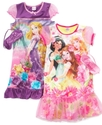Kids Set, Girls or Little Girls Disney Princess 2-