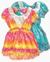 Kids Shirt, Girls Crochet Neck Tunic