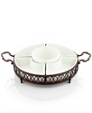 Serveware, Hanover Copper 5-Section Server