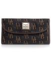 Handbag, Signature 1975 Continental Clutch Wallet