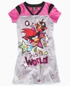 Kids Pajamas, Girls or Little Girls Angry Birds Ni