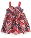 Baby Dress, Baby Girls Patchwork Sundress