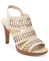 Shoes, Prim Mid Heel Platform City Sandals Women&#39;s