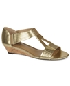 Shoes, Yilton Too Wedge Sandals Women's Shoes