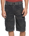 WearFirst Shorts, Battle Camo in Caution Cargo Sho