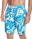 Caribbean Joe Swimwear, Flower Breeze 9   Printed