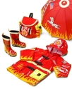 Kidorable   Fireman   Raincoat