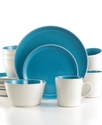 Dinnerware, Berry Color Burst 16 Piece Set