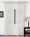 Elrene Window Treatments, Mystic Sheer 52   x 18  