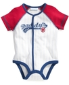 Baby Bodysuit, Baby Boys Baseball French Creeper
