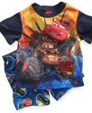 Kids Pajamas, Toddler Boys Cars 2-Piece Shirt and 