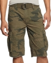 WearFirst Shorts, Camo Cargo Shorts
