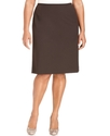 by ASL Plus Size Skirt, A-Line