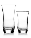 The Cellar   Serene   16-Piece Glassware Set