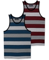 T-Shirt, Bold Stripe Tank Top