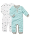 Carter's Baby Set, Baby Boys 2-Pack Long Sleeve Pr
