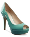 Shoes, Tumble Platform Pumps Women's Shoes