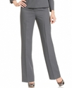 Pants, Chalk-Stripe Trousers
