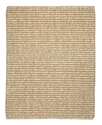 Area Rug, Zatar Natural Wool Blend &amp; Jute Beige &amp; 