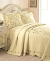 Rose Garden King Bedspread Bedding