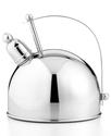 Tea Kettle, 2 Qt. Traditional Stainless Steel