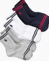 Kids Socks, Little Boy and Boys Collegiate Stripe 