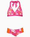Kids Swimwear, Girls Floral-Print Bikini