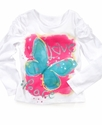 Kids Shirts, Little Girls Long-Sleeved Tees