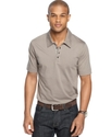 Shirt, Quarter Zip Snap Button Polo Shirt