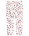 GUESS Kids Jeans, Little Girls Floral-Print Skinny