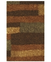 Dalyn Area Rug, Omni Shag VN15 Copper 3'6   x 5'6