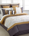 Nylo 8 Piece Full Comforter Set Bedding