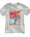 Kids T-Shirt, Little Boys Surf Rat Tee