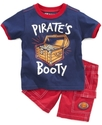 Baby Set, Baby Boys Two-Piece T-Shirt and Shorts