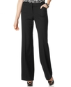 by ASL Petite Pants, Flat-Front Trousers